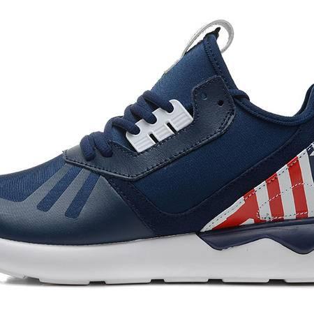 Adidas阿迪达斯女鞋Tubular Runner Y3三叶草Y-3男鞋平民黑白运动跑鞋