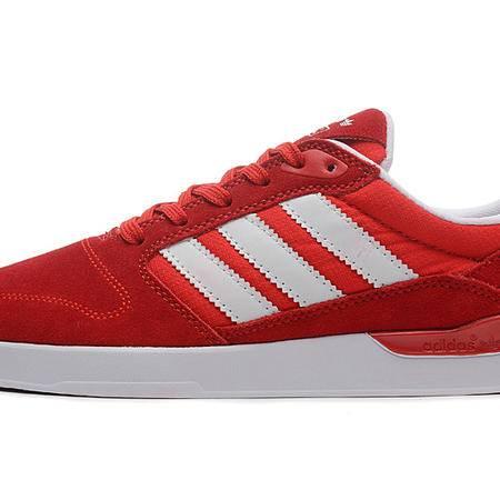 Adidas阿迪达斯男鞋新款三叶草板鞋校园低帮休闲鞋运动鞋