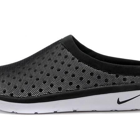 Nike耐克夏季新款男鞋拖鞋凉拖透气女鞋鸟巢沙滩鞋情侣懒人鞋