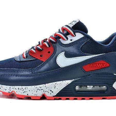 Nike耐克气垫情侣运动跑步鞋AIR MAX 90潮鞋男女鞋537384-416