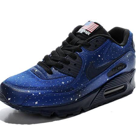 Nike耐克 AIR MAX90男女鞋跑步鞋透气运动情侣鞋