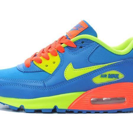 Nike耐克新款女鞋AIR MAX 90耐磨跑步鞋休闲板鞋307793-410