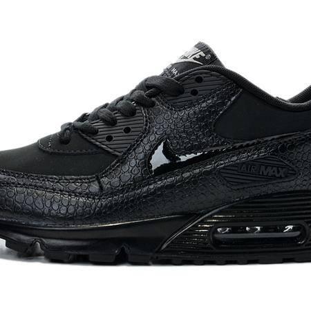 Nike耐克 Air Max 90蛇纹男女气垫运动休闲潮流跑步鞋情侣鞋 443817-003