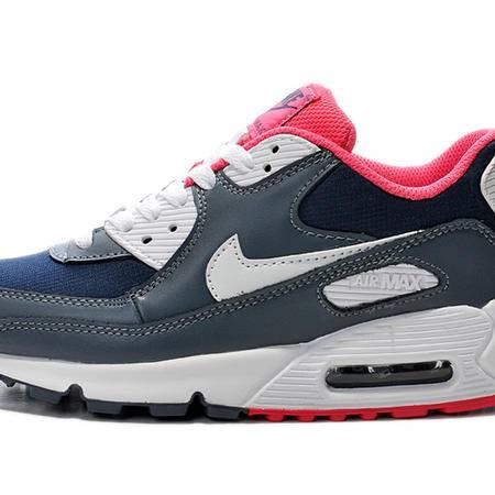 Nike耐克 Air Max 90 气垫跑步鞋女鞋休闲运动鞋 312334-062