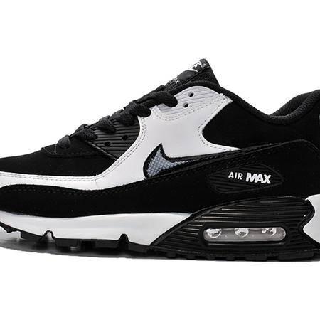 Nike耐克 Air Max90奥利奥运动鞋新款气垫跑鞋男女鞋跑步鞋307793-035