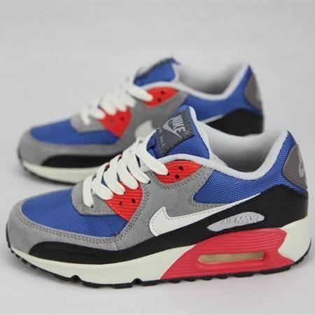 Nike耐克女鞋  Max 90 气垫跑步鞋运动鞋 325213-305
