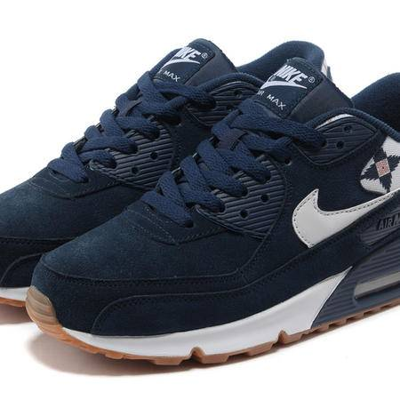 Nike耐克男鞋Air Max90气垫鞋经典跑步鞋325018-036