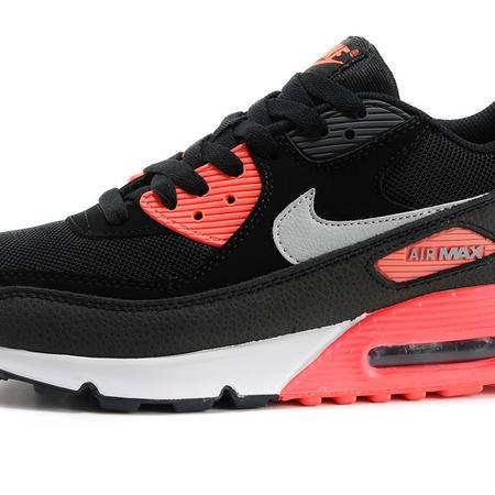NIKE耐克 AIR MAX90气垫鞋男鞋女鞋运动跑步鞋休闲情侣鞋537384-017