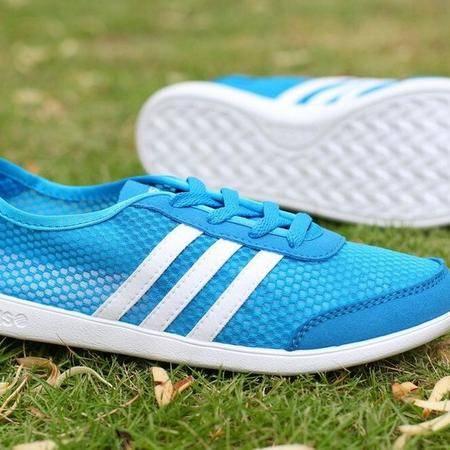adidas阿迪达斯三叶草 新款女鞋板鞋运动休闲鞋生活系列休闲鞋F 97694