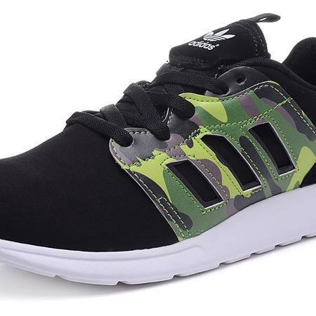 Adidas阿迪达斯 ZX500 2.0范冰冰涂鸦限量复古休闲跑鞋情侣鞋
