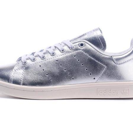 Adidas阿迪达斯 史密斯Stan Smith 三叶草男女鞋复古低帮板鞋 运动休闲鞋情侣鞋