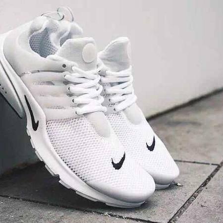 Nike耐克 Air Presto BR QS黑白超轻透气复刻跑鞋情侣休闲鞋789869-001