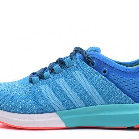 adidas阿迪达斯跑步鞋 新款清风系列男女鞋B44502