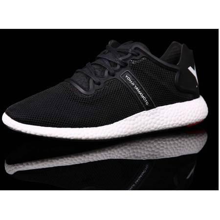 adidas阿迪达斯新款爆米花M21796透气鞋面轻泡底超轻跑步鞋男鞋