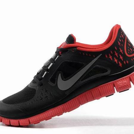 NIKE 耐克男鞋运动鞋透气跑步鞋FREE 5.0