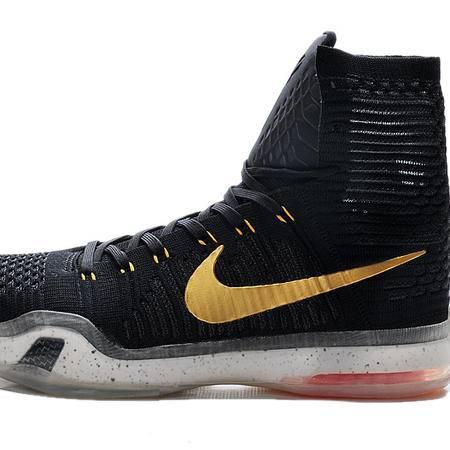 Nike耐克 Kobe X Elite男子专业篮球鞋 科比10代高帮战靴 精英加强版