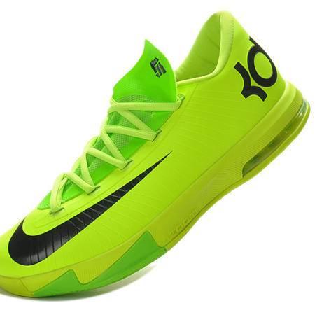 Nike耐克男鞋KD VI Ext Gum杜兰特6代男子篮球鞋