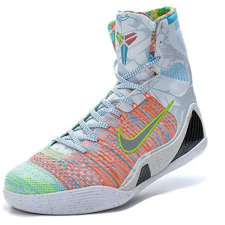 NIKE 耐克Kobe ix科比9代精英高帮篮球鞋男鞋678301-904