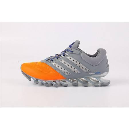 Adidas阿迪达斯男鞋刀锋战士4代跑步鞋透气运动鞋