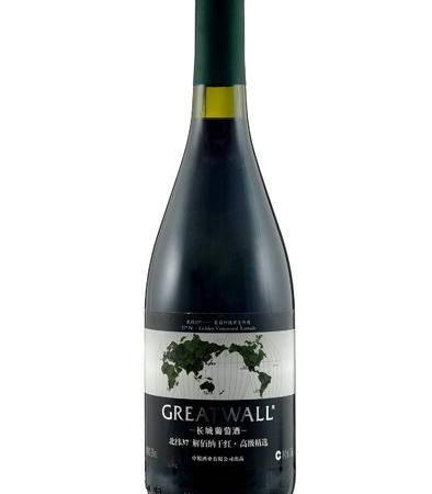 中粮长城北纬37度葡萄酒(黑) 750ml/瓶