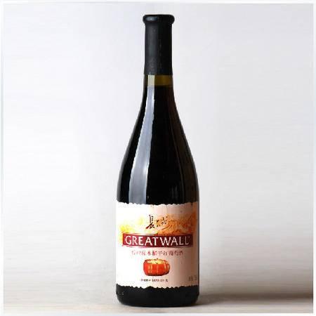 中粮长城橡木桶干红葡萄酒 750ml*2瓶