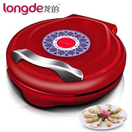 LONGDE龙的NK-BD3201鼎彩系列电饼铛加厚铝盘不黏涂层三重防漏
