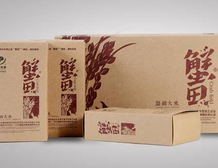 盘锦大米锦珠蟹田大米 2014北京展会展会热销款(1kg*6 )包邮