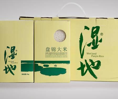 盘锦大米锦珠湿地大米 2014北京展会展会热销款(1kg*6)包邮