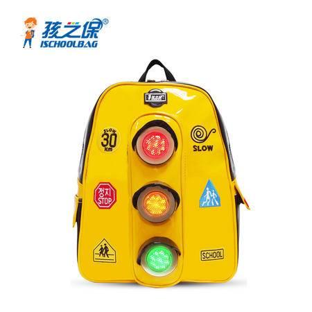 孩之保韩国款红绿灯双肩背包120502