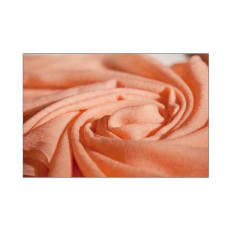水墨藏绒314230舒柔羊绒围巾