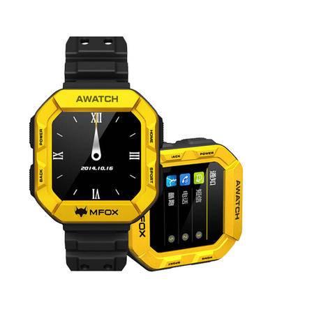 云狐酷跑手表A-watch六防一耐健康智能运动