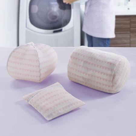 Cozzylife蔻姿家居 高档双层防变形衣物洗护袋三件套 曼丽6957533232900