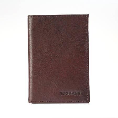 托斯卡尼TOSKANY 护照卡包TL66038 咖啡色