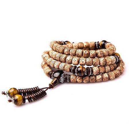 奈唯 星月菩提桶珠项链/手链-觉醒