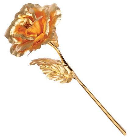 奈唯 金箔玫瑰花 真爱一生