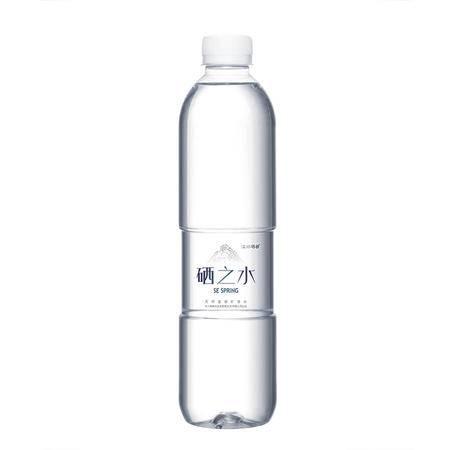 硒之水天然富硒矿泉水600MLx12瓶