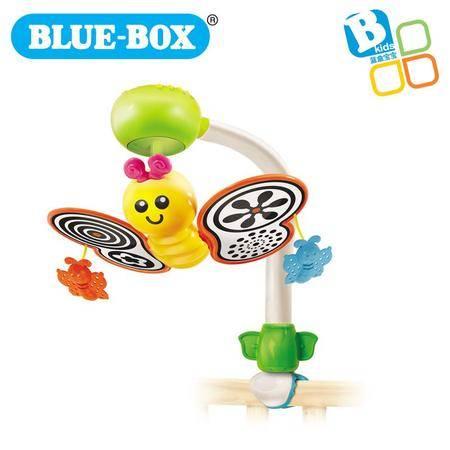 蓝盒宝宝儿童玩具婴儿早教益智玩具 蝴蝶婴儿吊架