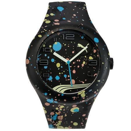 彪马puma手表 结构系列赛道设计表盘运动石英表手表PU103211021
