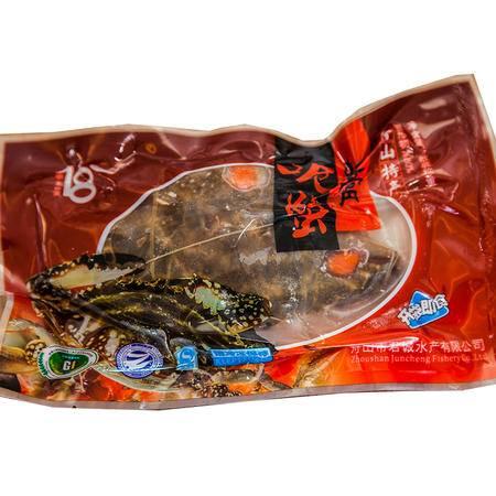 18°本鲜派 舟山红膏呛蟹称重≥280克