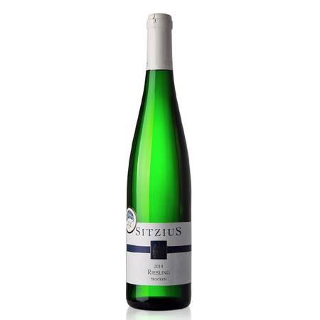 德国 喜楚思 雷司令干白葡萄酒750ML