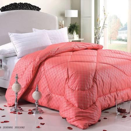 金丝莉藏羊毛暖芯被 四季被空调被180×210cm  JB-836