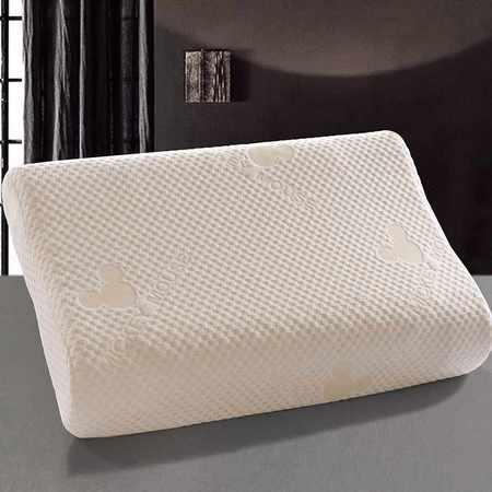 迪士尼米奇枕芯系列米奇天然乳胶枕 玫瑰金DSN16-X029