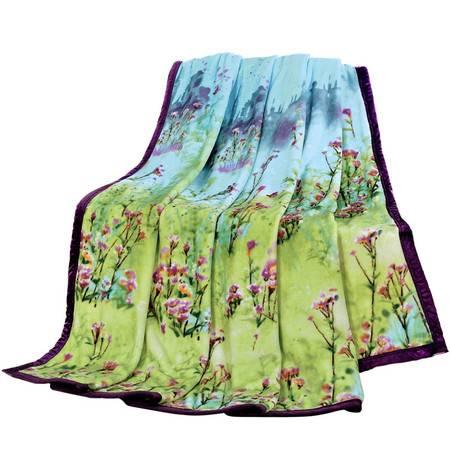 博洋斯里兰卡美绒毯180*200cm T1161611022
