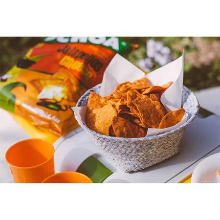 奥奇亚 玉米片 墨西哥原装进口 辣椒奶酪味玉米片125g 两袋装