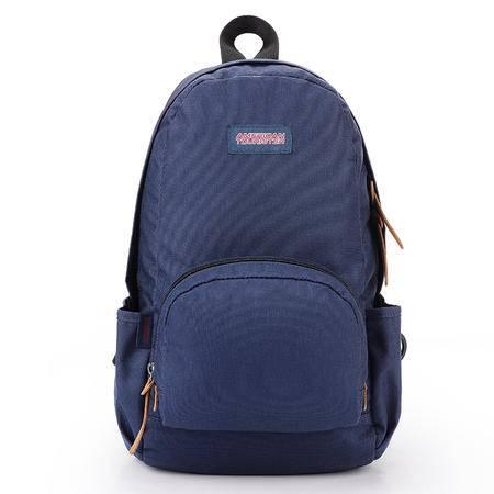 美旅 时尚胸包斜挎包背包 50Q*41001深蓝色