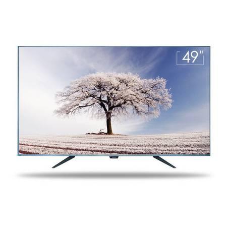 飞利浦49PUF6701/T3安卓无线4K智能49寸LED电视黑色