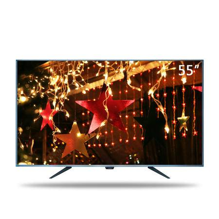 飞利浦55PUF6261/T3 真4K 55寸LED电视机黑色