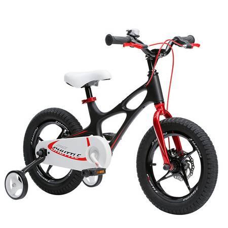 优贝Royalbaby 14寸儿童自行车 3-5岁男女小孩童车单车山地车 宝宝脚踏车 星际飞车