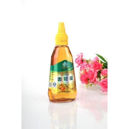 王巢  枣花蜂蜜   枣花蜂蜜  375克  瓶装