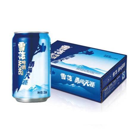 【北京馆雪花】330ml雪花勇闯天涯(整箱)